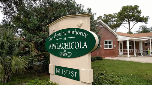 Apalachicola Housing Authority in Apalachicola Florida